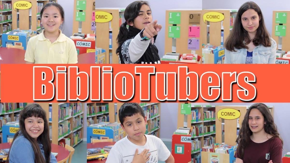 """""""Bibliotubers"""": um projeto pioneiro para fomentar a leitura na adolescência"""